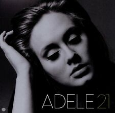 ADELE ~ 21 { NEW & SEALED CD } **FREE UK POST**