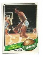 1979-80 Topps Basketball Cards - Choose / Pick from List - Free Shipping