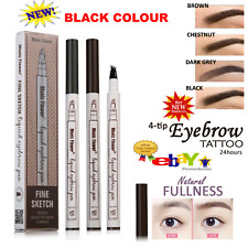 Eyebrow Tattoo Pen Liquid Waterproof Makeup Ink Sketch