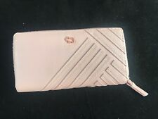 BNIB And Dust Bag RADLEY Harper Street Leather Pink Medium Matinee Purse RRP£99