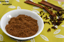 Garam Masala Powder 100gm Spices Blend from India with Premium Quality
