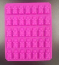 Silicone Mould Gummy Bear Sweet Chocolate Candy Jelly Treats