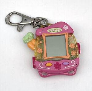 LPS Littlest Pet Shop Digital Virtual RABBIT BUNNY Handheld Keychain Game 2006