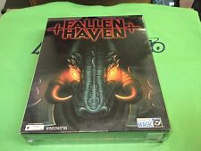 Fallen Haven (PC, 1997) - Retail Box - Windows 95 Version