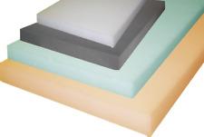 Schaumstoffplatte mittelfest Matratze Zuschnitt 100//200//10 cm RG35
