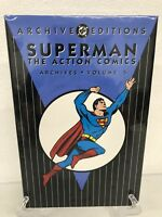 Superman The Action Comics Archives Vol 5 #69-85 DC Comics HC Brand New Sealed