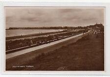 SOUTH BAY, TROON: Ayrshire postcard (C1952).