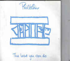 Phil Collins-The Last you Can do Promo cd single