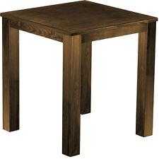 Gastronomie Hochtisch Pinie massiv Holztisch Stehtisch 90x90x110 Esstisch Tische
