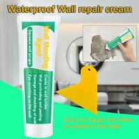 Wall Mending Agent Wall Repair Cream Wall Crack Nail Repair Agent With scraper