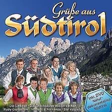 Grüáe aus Südtirol von Various Artists (2017)