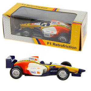 Renault Formula One F1 Model Racing Car R27 - Retrofriction - Brand New