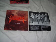 AGONY The First Defiance '88 US THRASH ORIGINAL press EXODUS MINT-
