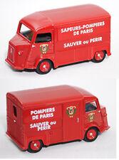 NOREV serie 800 310802 CITROEN tipo HY vigili del fuoco, sapeurs-pompiers, ca. 1:58