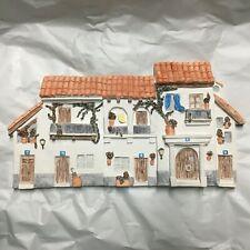 Brian Baker Deja Vu Collection Andalusian Village Street 1060