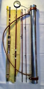 Wright McGill Vintage 7 1/2' Trailmaster Rod.  No. 4TMU EXCELLENT Condition