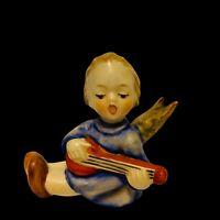 Goebel Hummel Collectible Figure 38 Joyous News Angel Lute TMK3 Candleholder