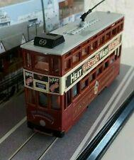 More details for hong kong tram birkenhead tram peak horse 1/76 scale oo gauge john ayrey diecast