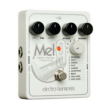 Electro Harmonix Mel 9 Mellotron Tape Replay Machine Guitar Effects Pedal - New
