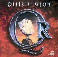 QR by Quiet Riot (Cassette, Nov-1988, Pasha)