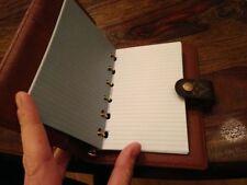 NotePaper Refill Insert fits Louis Vuitton Small Agenda Planner Organizer PM