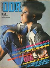 MAGAZINE OOR 1983 nr. 16 - MONTY PYTHON / JOHNNY THUNDERS / LEGENDARY PINK DOTS