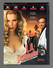 L.A. Confidential (Dvd) Kevin Spacey, Russell Crowe, Guy Pearce, Curtis Hanson,