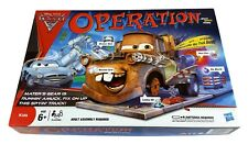 OPERATION BOARD GAME - DISNEY PIXAR CARS 2 EDITION - MATTER