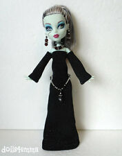 Monster High Doll CLOTHES Goth Medieval GOWN + BELT +JEWELRY Fashion NO DOLL d4e