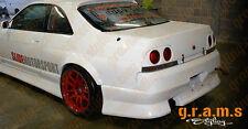 Nissan Skyline R33 Carbon GTR Style Rear Fenders +50mm for Wide Body Kit V6