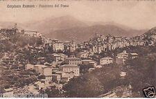 # CARPINETO ROMANO - PANORAMA DEL PAESE - 1918