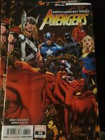 Avengers #38 Cover A 2020 Jason Aaron Key Issue for Marvel Comics 2021 NM 🔥🔥
