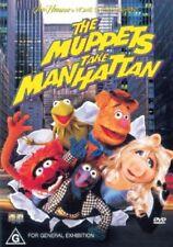 The Muppets Take Manhattan (DVD, 2000)