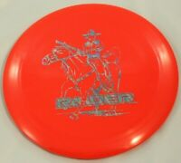 NEW Fuzion Raider 174g Driver Dynamic Discs Red Golf Disc at Celestial