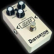 Belcat DISTORTION Heavy Metal DST-501 Original Off White Pedal NEW IN BOX NOS