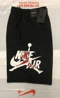 NIKE AIR JORDAN JUMPMAN CLASSICS MENS FLEECE SHORTS Brand New With Tags LARGE