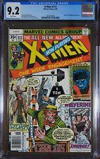 X-Men #111 - CGC 9.2 - Mesmero & Magneto Appearance