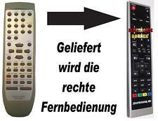 Ersatz Fernbedienung für Technics EUR7702080 AUDIO SYSTEM NEUWARE