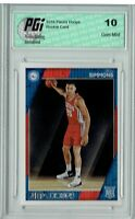 Ben Simmons 2016 NBA Hoops #261 Rookie Card PGI 10