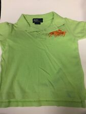 Ralph Lauren Boys Polo Shirt Aged 18M