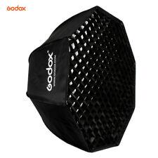 Godox Softbox 95cm Octa con attacco bowens ottagonale + griglia a nido d'ape per