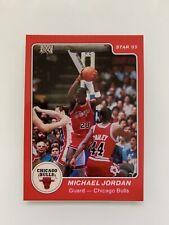 1984-85 Star Basketball Michael Jordan ROOKIE #101 Reprint