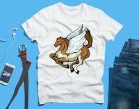 PEGASUS I Kinder Pullover Flying Pegasi Pferd Horse Greek Mythology