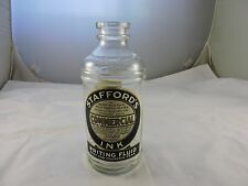 STAFFORD'S COMMERCIAL INK FULL LABEL'S CLEAR PINT