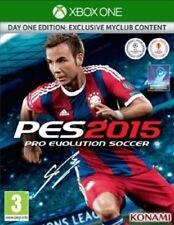 Videojuegos Pro Evolution Soccer Microsoft Xbox One