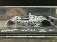 Altaya DOME S 101 Le Mans 2002 Lammers #16 1/43 neuf