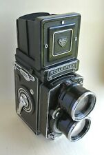 Tele - Rolleiflex TLR film camera , Nr; 230++++, all working.