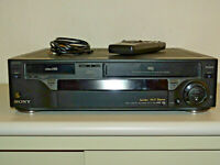 Sony EV-T1 High-End Hi8- / VHS-Recorder Kombination, inkl. FB, 2Jahre Garantie