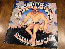PANTERA - METAL MAGIC - Original 1983 Vinyl Pressing - 1st Edition