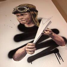 Serigraph/Silkscreen Banksy Dealer or Reseller Art Prints